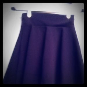 Dresses & Skirts - Navy blue miniskirt